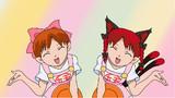 ネコ娘&お燐