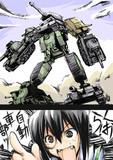 【ガールズ&パンツァー】桃ちゃん怒る!