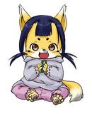 【コンコレ】嬰狐いづめ