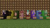 【Minecraft】霧のメンタルモデルスキン【蒼き鋼のアルペジオ】