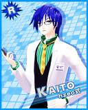 アイドルマスター SideM風 hzeo式KAITO その1