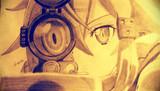 シノン(GGO) シャーペン模写