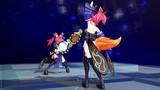 キャス狐vsキャス狐