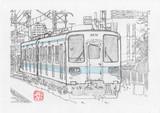 亀戸線 東武鉄道 電車