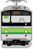 懐かしの横浜線205系