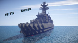 フリゲート艦 エウロパ