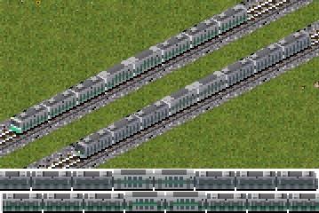 『中央線 グリーン車連結編成』のサムネイル