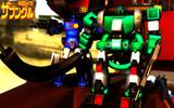 戦闘メカ ザブングル:MMDロボットアニメセレクション.17