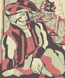 五色で描いたJ・ガイル