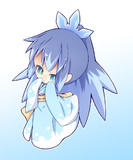 妖怪ウォッチのふぶき姫が可愛いので描いてみた。