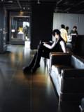 羽田空港にて2