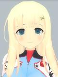 詠さん(3D)顔だけ