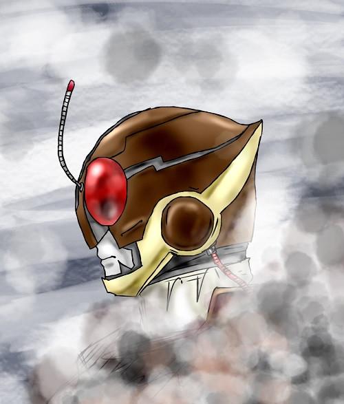 『仮面ライダー4号』のサムネイル