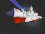 宇宙戦艦ヤマト完結編中盤あたりに出てくる駆逐艦