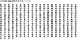 中国大陸の小学生が習う漢字(4年)