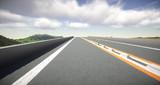 【Minecraft】自動車専用道路 片側一車線