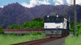 【MMD鉄道】伯備線を行く貨物列車