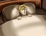緊張で寝付きが悪い吉良吉影