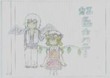 虹色☆ハニー支援絵描かせて頂きました!!