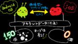 FEヒーローズ 携帯のアカウント移行【異なるOS】
