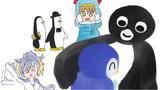 某アニメのオープニングカード(5)