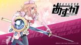 『魔法少女特殊戦あすか』コミックス第5巻発売記念壁紙(パソコン)