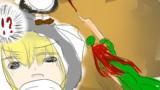 【3-4コマ】紅魔館殺人事件(止まるんじゃねぇぞ)【第9回東方ニコ童祭Exリレー漫画】