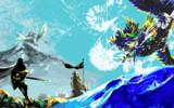 群青の珊瑚礁