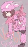 ピンクのやべーやつ