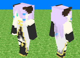 【Minecraftスキン】[揺らぎの斬姫]ナルメア【グランブルーファンタジー】