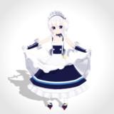 【MMDモデル配布】ベルちゃん