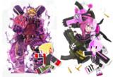 【Minecraft】#コンパス グスタフ メグメグ【スキン】