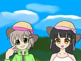 夏のショートアニメのヒロイン達