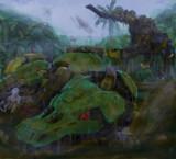 深緑のガブリゲーター