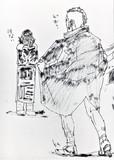 ゴールデンカムイ)裸コートおじさん