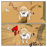 けものフレンズ2うぃつジャガーマン1