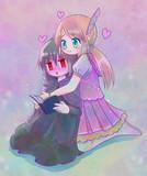 魔法少女と魔法使い
