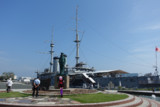 MMDを実写になじませるための練習7 「神奈川県横須賀市、三笠公園」