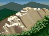 戦国時代の山城