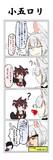 赤城姉さんのロリ化に加賀さんは耐えられないようです。