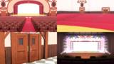 夢ノ咲講堂ステージ【ステージ配布】