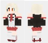 ジュノー アズールレーン Minecraft Skin