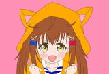 10月7日は宇喜多 茜ちゃんの誕生日