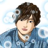 【キンプリ】永瀬廉くん描いてみた。イケメン似顔絵イラストKing & Prince編