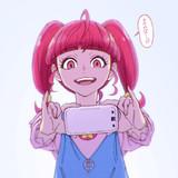 キラやば〜っ☆な動画を撮るひかる