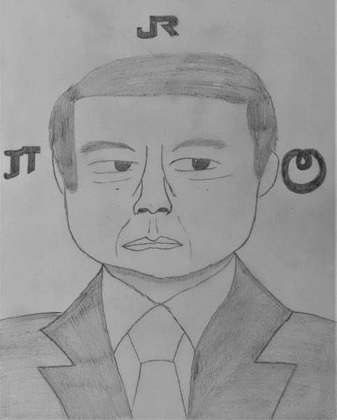 『中曽根康弘元首相』のサムネイル